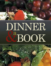 Logo for Dinner & A Book