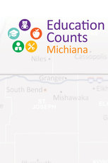 Logo for EducationCounts Michiana