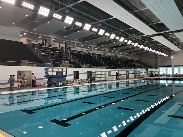 Photo of Elkhart Aquatic Center