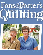 Fons Porter S Love Of Quilting