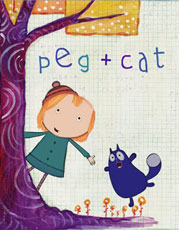 Peg + Cat Picture