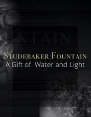 Logo for StudeBaker Fountain: A gift of Water and Light