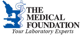 The Medical Foundation Logo