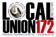 Plumbers & Pipefitters Local 172