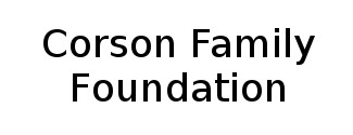 Corson Family Foundation Logo