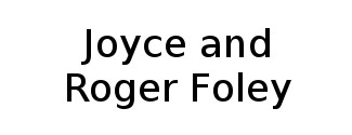 Joyce and Roger Foley Logo