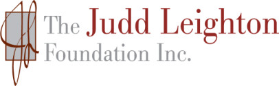 THE JUDD LEIGHTON FOUNDATION Logo