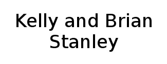 Kelly and Brian Stanley Logo