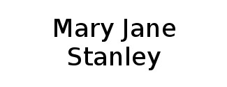 Mary Jane Stanley Logo