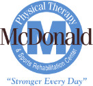McDonald Physical Therapy Logo