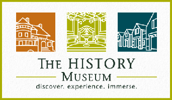 The History Museum Logo